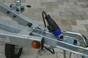 Marlin Bootstrailer BTK 750 Kipper Details