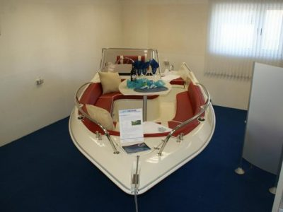 Vorführboot SeaRider Sport 520
