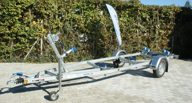 Marlin Trailer BT 850