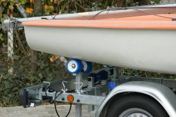 Marlin BTK 500 Kipptrailer für Segeljollen