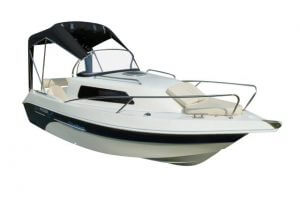 SeaRider 520 Weekend Deluxe